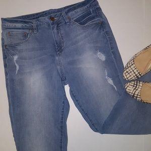 Jag Jeans|Mid-Rise Skinny|Sz 12